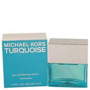 Michael Kors turkoosi Michael Kors Eau de Parfum Spray 1 oz (naiset) V728-536603