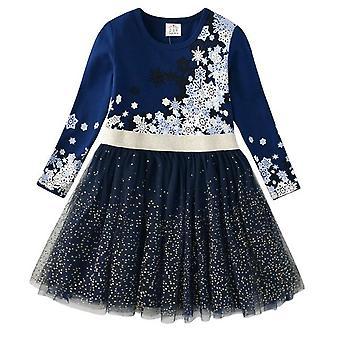 Deti Jesenné zimné šaty pre ( Sada 1)