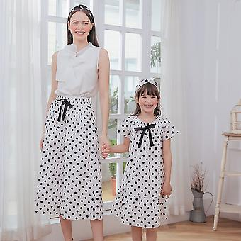 Merry Bubble Matching Cotton Culottes/dress (pre-order, Ship By3/29)