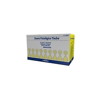 Tiedra Farmacéutica S.L Salinet Suero Fisiológico 40 x 5 ml Ampollas