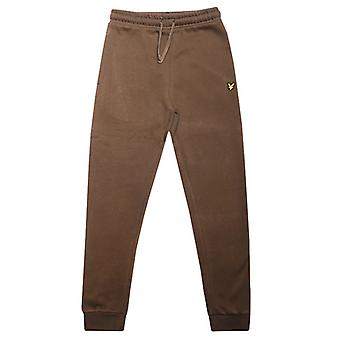 Boy's Lyle And Scott Infant Classic Jog Pant in Green