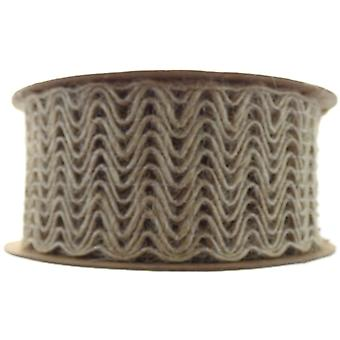 Decorative Hessian Pattern No.287 45mm