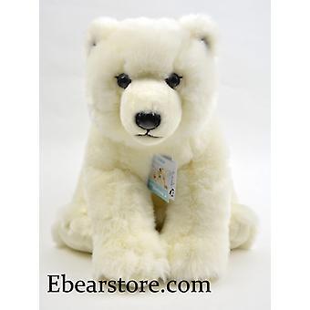 Hermann Teddy ijsbeer 50  cm