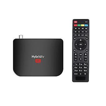 MECOOL M8S プラス アンドロイド 9.0 4 K メディア プレーヤー DVB T2 セットトップ ボックス