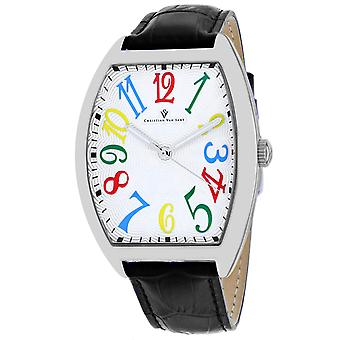 Christian Van Sant Men's Royalty II White Dial Watch - CV0379