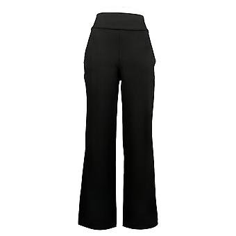 DG2 by Diane Gilman Women's Pants Reg Wrinkle-Resistant Black 687691