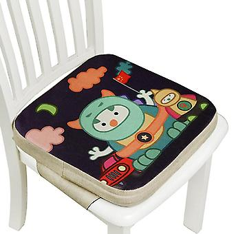 Kids Booster Seat, Baby Dining Cushion Chair Pad