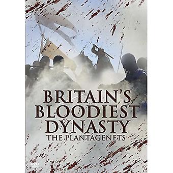 Britain's Bloodiest Dynasty: The Plantagenets DVD