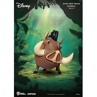 Disneyn parhaat ystävät Mini Egg Attack Figure Pumba 8 cm