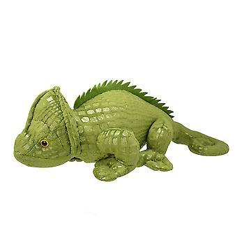 Todo sobre nature chameleon 30cm felpa