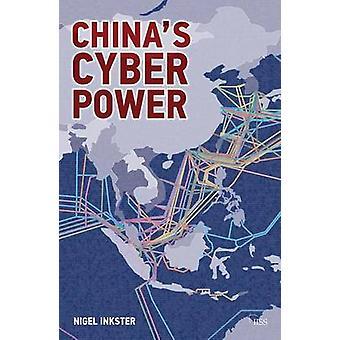 السلطة سايبر صينيتين نايجل إينكستير