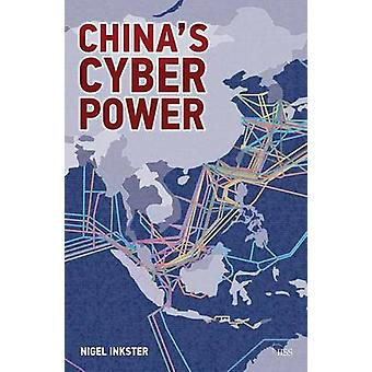 Chinas Cyber vallan Nigel Inkster