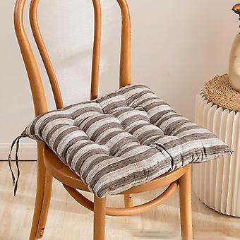 Seat Pad Room Kitchen Garden Tie On Chair Cushions Home Décor