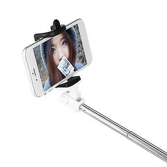 Kapesní mini stativ 3 v 1 Autoportrét Mobilní telefon Bluetooth Selfie Stick