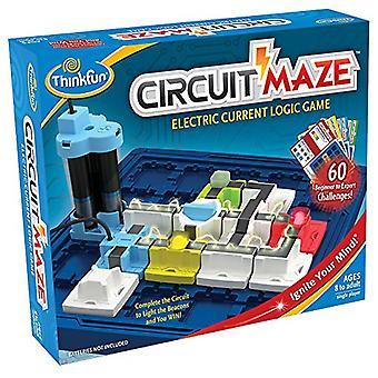 Thinkfun Circuit Maze - Elektrische stroom logica spel
