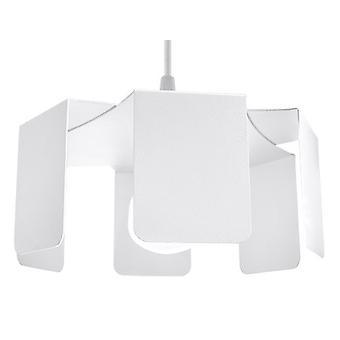 Sollux TULIP SL.0666 Modern Hanglamp Wit E27