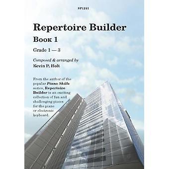 Repertoarbyggare - Bok 1