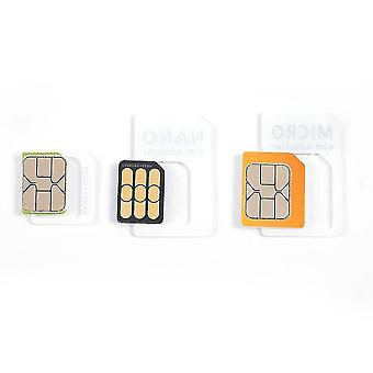 For Nano Sim Adapter And For Micro Sim Adapter For Nano To For Micro Adapter