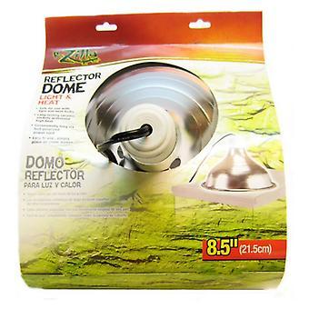 "Zilla Reflector Dome with Ceramic Socket - 150 Watts (8.5"" Diameter)"