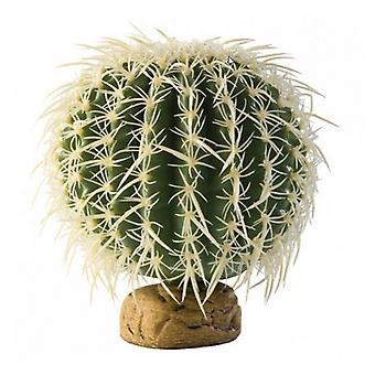 Exo-Terra Desert Barrel Cactus Terrarium Plant - Large - 1 Pack