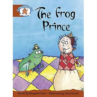 Literacy Edition Storyworlds Stage 7, Once Upon a Time World, the Frog Prince