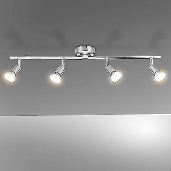 مصابيح 4 الطريق LED السقف ضوء LED أضواء غرفة نوم المطبخ القابلة للدوران غرفة المعيشة سقف ضوء