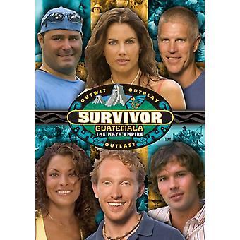 Survivor - Survivor: Guatemala [DVD] USA import