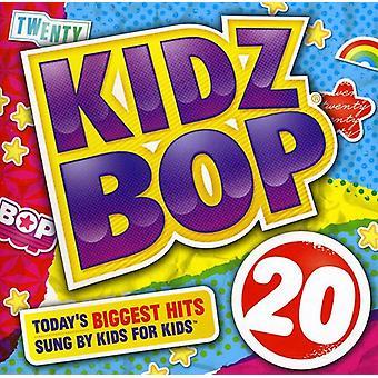 Kidz Bop Kids - Kidz Bop 20 [CD] USA import