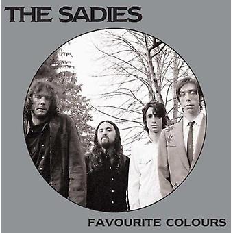 Sadies - Favourite Colours [CD] USA import