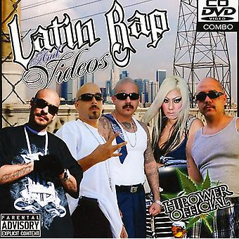 Hi-Power Entertainment Presents - Latin Rap & Videos [CD] USA import