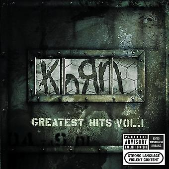 The Offspring - Korn: Vol. 1-Greatest Hits [CD] USA import