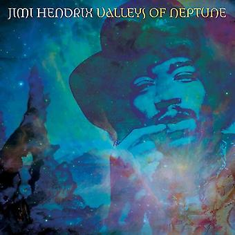 Jimi Hendrix - valleien van Neptunus [CD] USA import