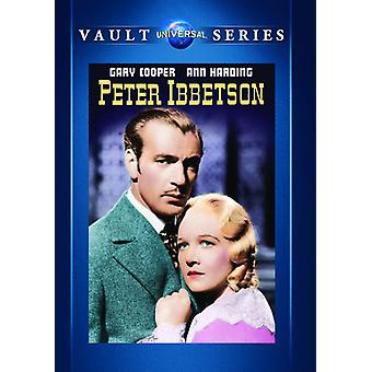 Peter Ibbetson [DVD] USA import