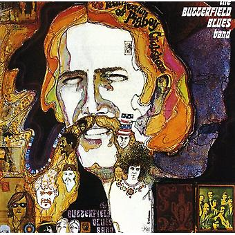 Butterfield, Paul Blues Band - Resurrection of Pigboy Crabshaw [CD] USA import