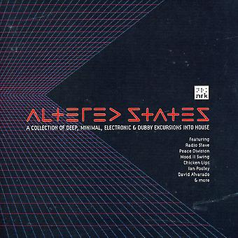 Altered States - Altered States [CD] USA import