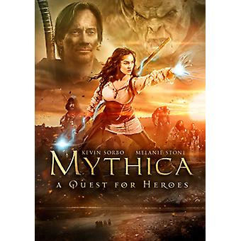 Mythica: A Quest for Heroes [DVD] USA import
