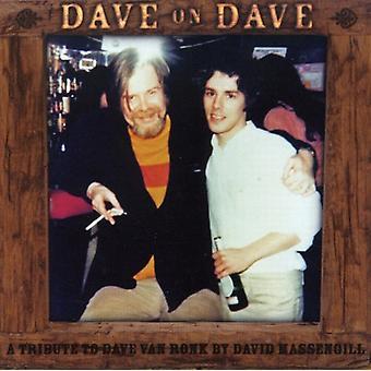 David Massengill - Dave on Dave [CD] USA import