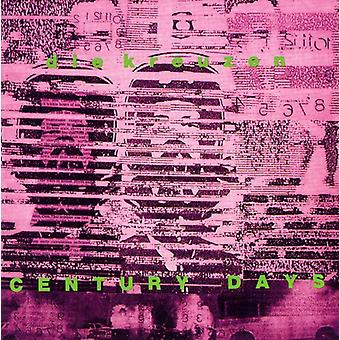 Die Kreuzen - siècle jours [CD] USA import