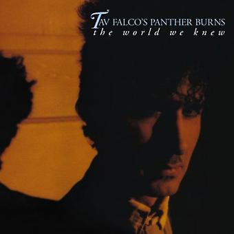 Falco, Tav / Panther Burns - The World We Knew [CD] USA import