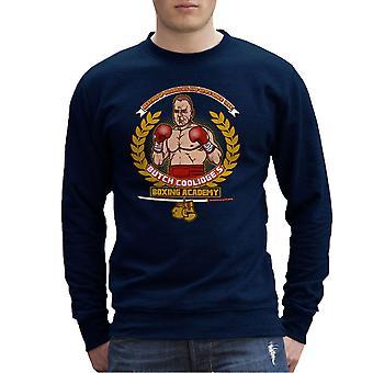 Butch ze boksen Academy Pulp Fiction mannen Sweatshirt