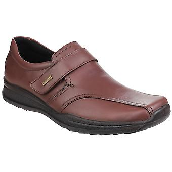 Cotswold Mens Birdlip Waterproof Touch Fastening Shoe