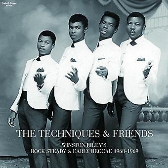 Winston Riley's Rock Steady & Early Reggae 1968-1969 - Winston Riley's Rock Steady & Early Reggae 1968-1969 [CD] USA import