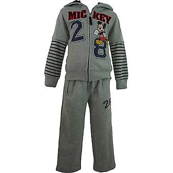 Los chicos Disney Mickey Mouse chándal / Jogging Suit
