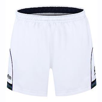 2016-2017 Scozia Rugby casa Macron pantaloncini (bianco)