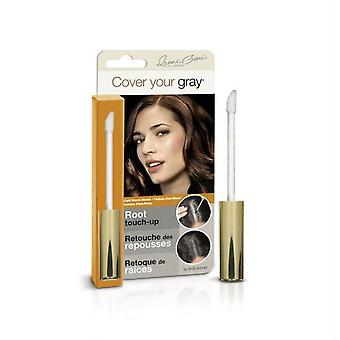 Cover Your Gray Root Touch-Up Light Brown/Blonde