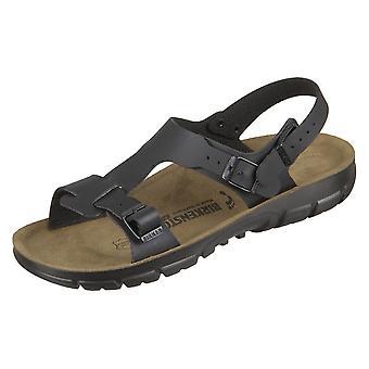 בירקנסטוק Saragossa שחור בירקולור 500863 נשים בקיץ אוניברסלי נעליים