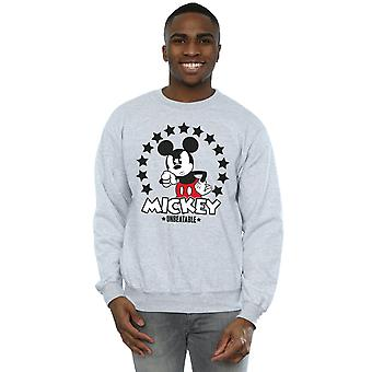 Sweatshirt imbattable Mickey Mouse Disney masculine