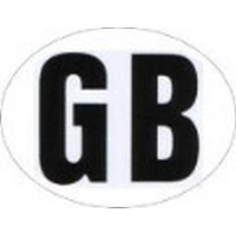 W4 GB Window Sticker