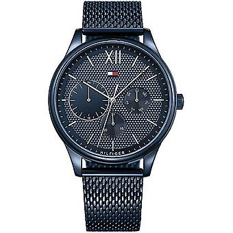 Tommy Hilfiger mens watch sophisticated sports 1791421