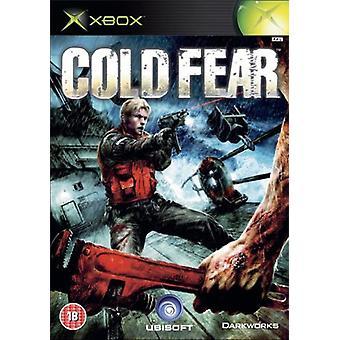 Kall rädsla (Xbox)-ny